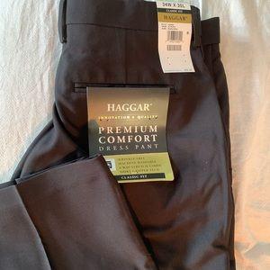 Haggar dress pants NWT size 34/30
